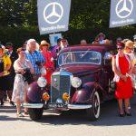 Suomen Mercedes-Benz klubi viettää 40-vuotisjuhlia Kangasalla