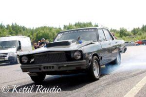 Suomalaista street racingiä parhaimmillaan